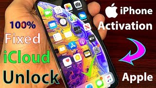 Feb!! 2020 New Method With Success!! Activation Unlock iCloud Lock iPhone Without ID and Passcode✅