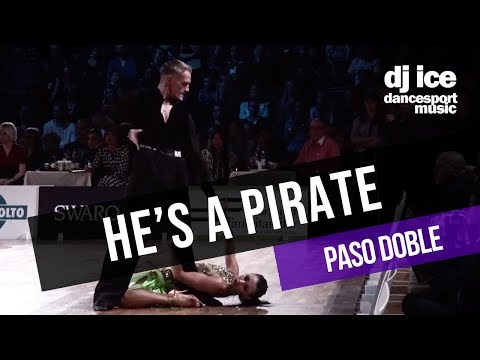 PASO DOBLE | Dj Ice - He's A Pirate (from Pirates of the Caribbean)
