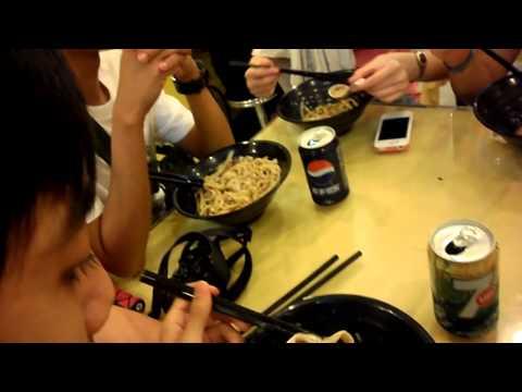 E-Studio Beijing Scholarship, Having Chinese Noodle!! (2012)
