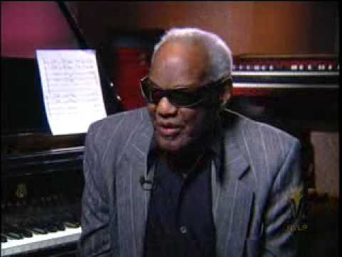 Ray Charles: Advice to Young Artist