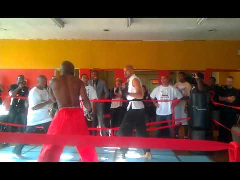 Dj (bagua)VS Black Fist (Bagua) pt5