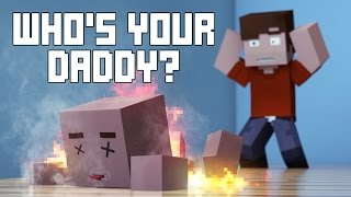 WHO'S YOUR DADDY ANIMATION!!! - Cutest Baby EVER! (Who's Your Daddy Animated)
