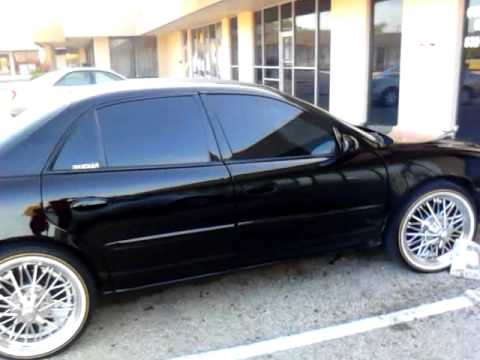 Buick on 20inch supas - YouTube