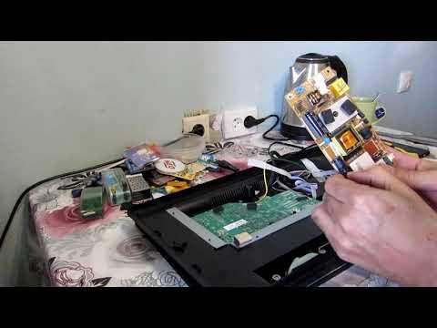 Ремонт телевизора bbk своими руками видео
