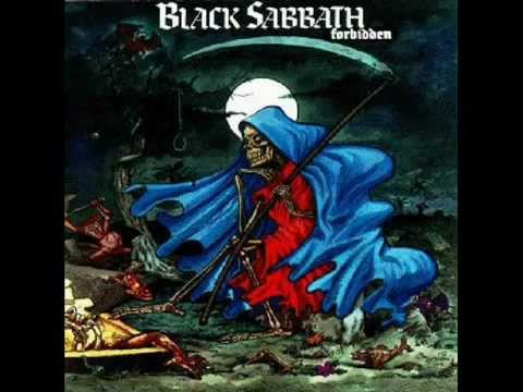 black sabbath-  the illusion of power.