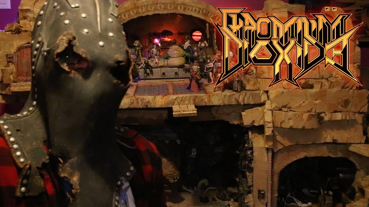 (Video) CHROMIUM DIOXIDE - Star Wars Is Heavy Metal and Star Trek Is Punk