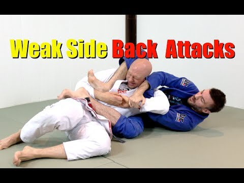 The Ultimate Guide to BJJ Weak Side Back Attacks (Complete Instructional)