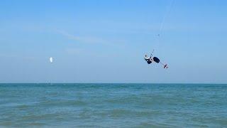 Pranburi  Xmas Kitesurfing