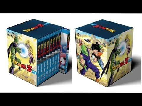 The 'Dragon Ball Z' Complete Series Blu-ray Box Set is Back