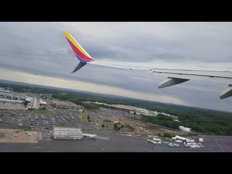 Southwest Flight Departing From BDL (to BWI)
