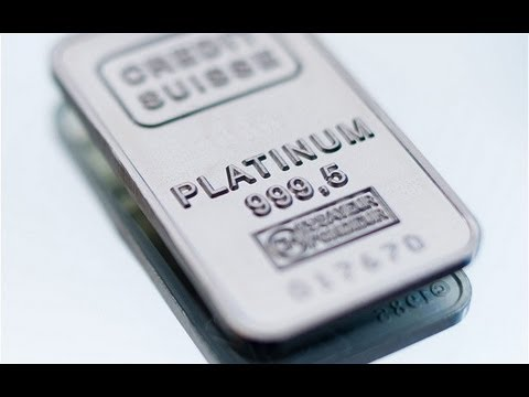 Special Platinum Mining Update, David Morgan & Ellis Martin
