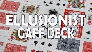 GHOST GAFF DECK BY ELLUSIONIST MAGIC