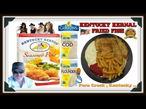 kentucky-kernal-fried-fish