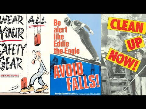 Health and Safety in Construction: A Visual History | The B1M