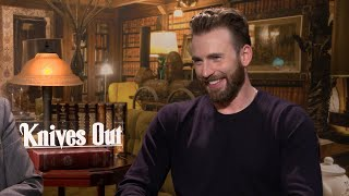 Chris Evans On Whether Weand39ll See Captain America In And39the Falcon And The Winter Soldierand39 Exclusiv…