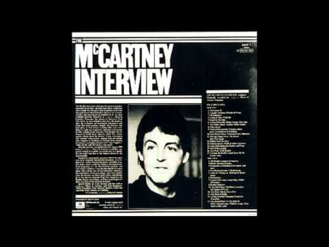 The McCartney Interview Side Two