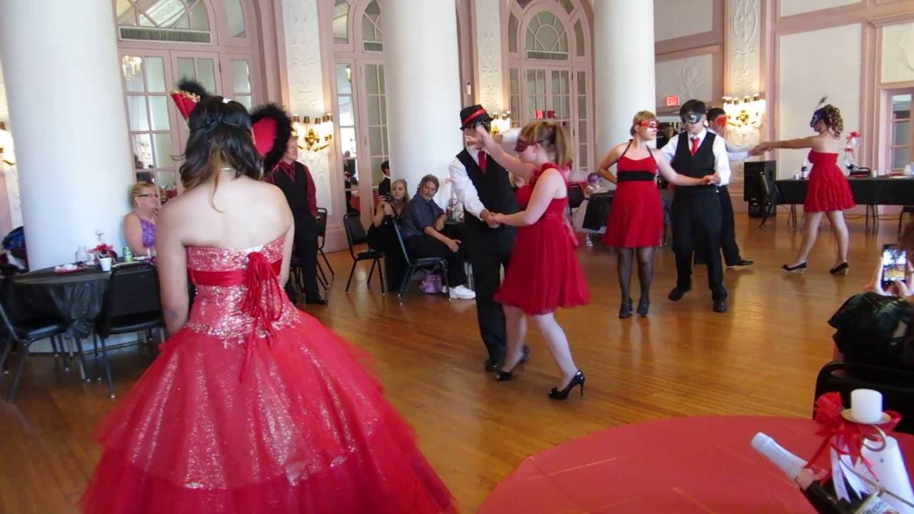 Quinceanera Masquerade Ball Part 1 YouTube