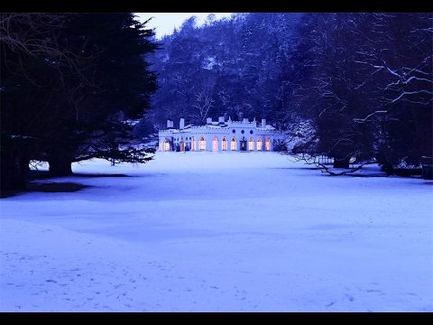 Exquisite 18th-Century Residence in Roundwood, Ireland