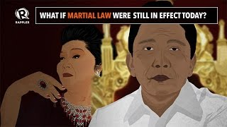 What if Martial Law were still in effect today?