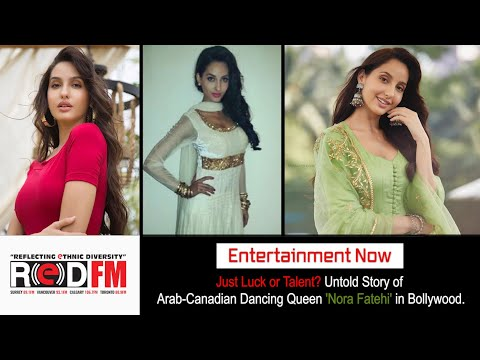 Unknown Story - Nora Fatehi | Just Luck or Talent?