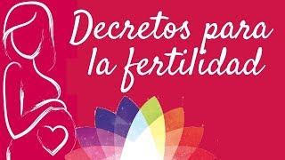 Decretos para la fertilidad por Ale Juarez - Guardiana del Útero. - Despertando la Esencia del Ser