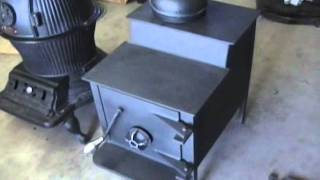 My Wood Burning Stove And Pot Belly Stove