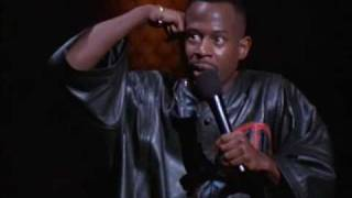 Martin Lawrence Stand Up Special - You So Crazy (1993) Pt. 6/9