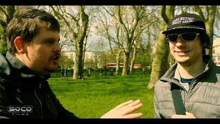 BOB IN CONVERSATION WITH A PAGAN ETHNO-NATIONALIST | Speakers Corner
