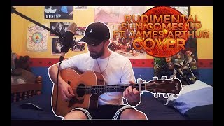 Rudimental feat. James Arthur - Sun Comes Up - Cover (With Chords)