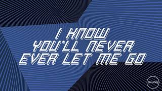 Download Lagu YOU ARE THE REASON -  Lyric Video Mp3