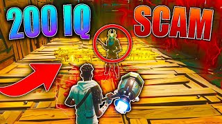 PSYCHO Scammer REGRETS Trading With Me! (Scammer Gets Scammed) In Fortnite Save The World Pve
