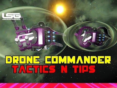 Space Engineers - Drone Commander Tactics & Tips  