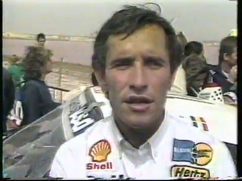 """""""Desert Raiders"""", Short Paris-Dakar raid documentary, mid 1980s."""