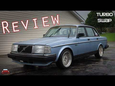1990 Volvo 240 DL (Turbo Swapped) Review