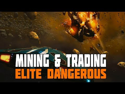 Elite Dangerous Beyond - Mining, Trading and Engineer Changes plus Galnet Audio