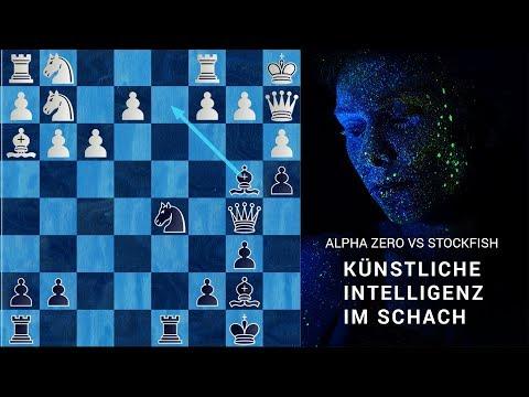 Alpha Zero VS Stockfish   Legendäre Partie   Künstliche Intelligenz im Schach