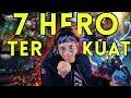 Comment Dapet Ribuan Diamond Ml 7 Hero Terkuat Mobile Legend