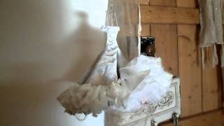 Art Dress Assemblage - Flight.wmv