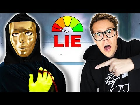 LIE DETECTOR TEST on Q to Find the TRUTH! (Daniel Framed Him in Real Life) Game Master