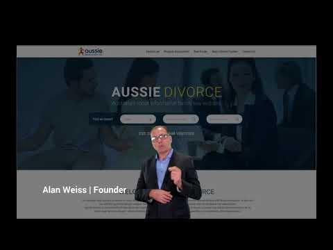 Financial binding agreement set aside by the court   Alan Weiss  Aussie Divorce