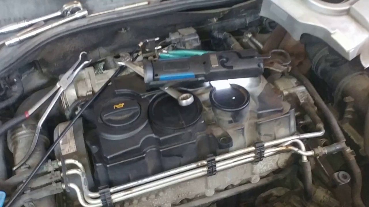 vw tdi engine speed sensor or crank position sensor  [ 1280 x 720 Pixel ]