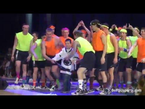 THON 2016 Pep Rally - Men's Hockey