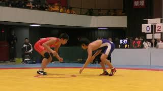 2018年全国高校選抜大会/個人戦・決勝55kg級