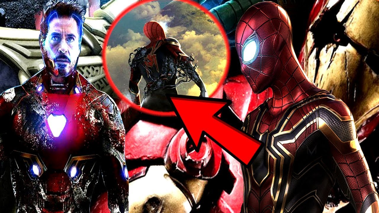 ironman dies in avengers 4 theory!spider-man far from home
