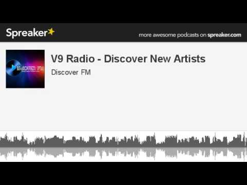 V9 Radio - Discover New Artists (made with Spreaker)