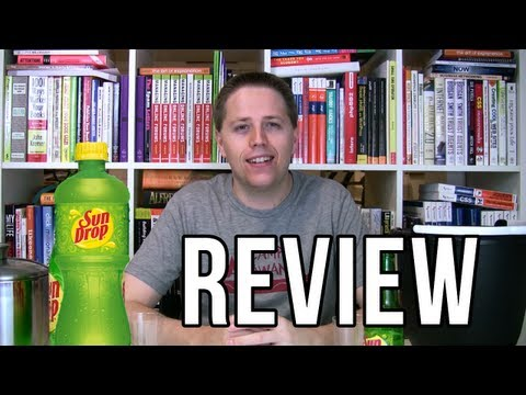Sun Drop (with Sugar) Review (Soda Tasting #22)