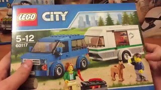 60117 LEGO CITY - обзор
