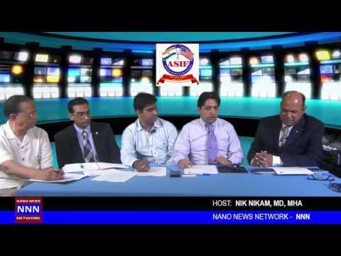 AMERICAN SOCIETY OF INDIAN ENGINEERS, ASIE WITH NIK NIKAM ON NNN
