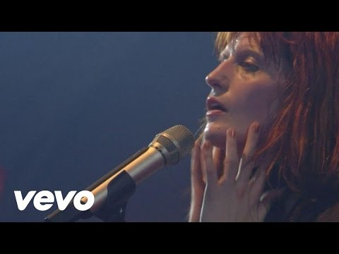 Florence + The Machine  Heavy In Your Arms  from Bonnaroo, 2011