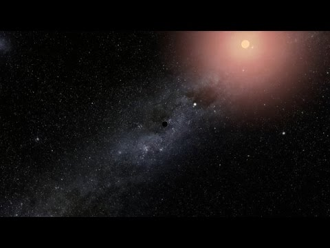 A fly-through of the Proxima Centauri...